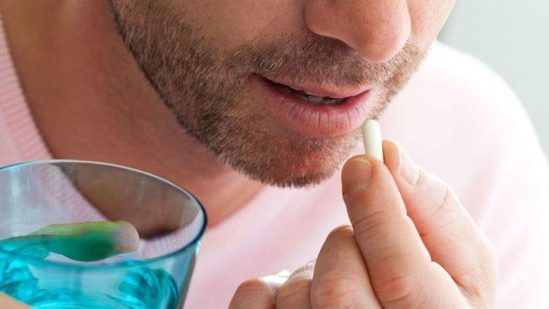 homme prendre pilule éjaculation prématurée